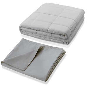 Therapeutic Weighted Blanket Bundle