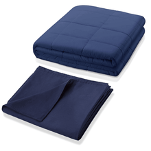 Load image into Gallery viewer, Therapeutic Weighted Blanket Bundle