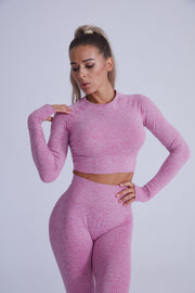 Excel Seamless Set - Pink