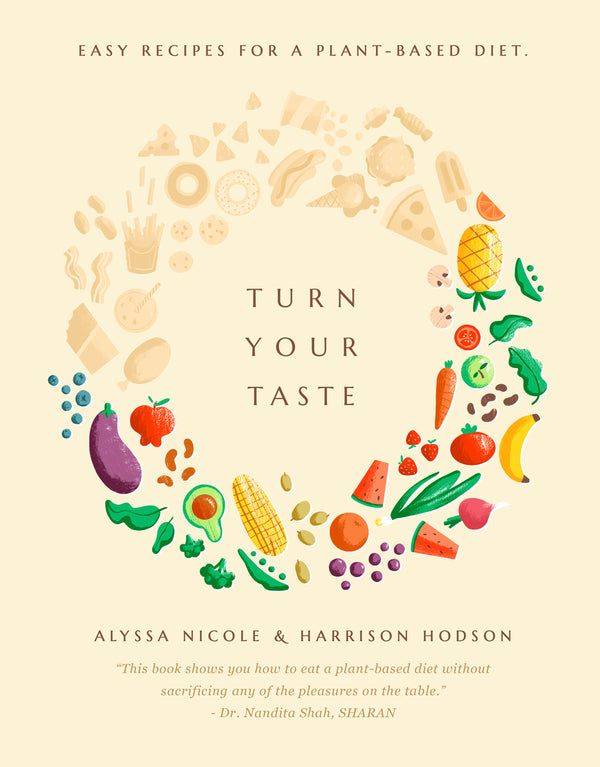 Turn Your Taste Cookbook (eBook)