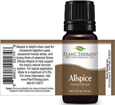 Allspice (Pimenta) Essential Oil Blend
