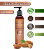 Sweet Almond Oil (Pure, Cold Pressed, Paraben & Hexane Free)