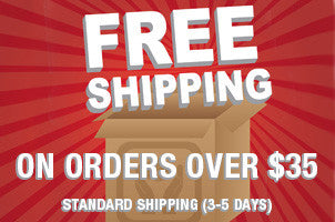 Free Shipping On Orders Over $35
