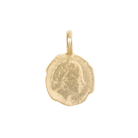 Trendjuwelier Bemelmans - Betty Bogaers Charm Ten Cent Gold Plated