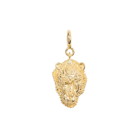 Trendjuwelier Bemelmans - Betty Bogaers Lion Bead Gold Plated