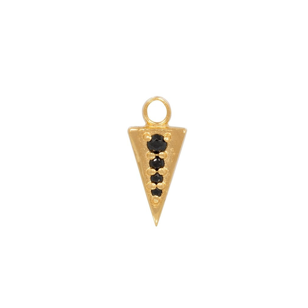 Trendjuwelier Bemelmans - Eline Rosina #16 Mix & Match single pendant in gold plated sterling silver
