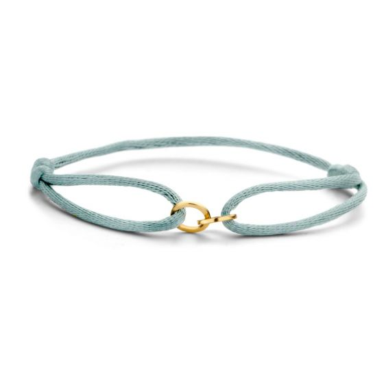 Trendjuwelier Bemelmans - Just Franky Iconic Bracelet Double Open Circle