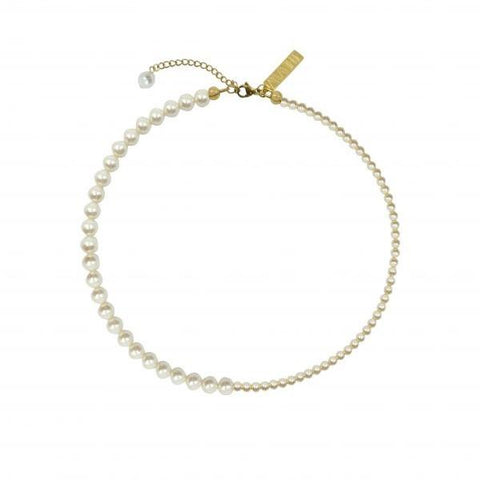 Trendjuwelier Bemelmans - Mathe Jewellery Girls & Pearls Necklace