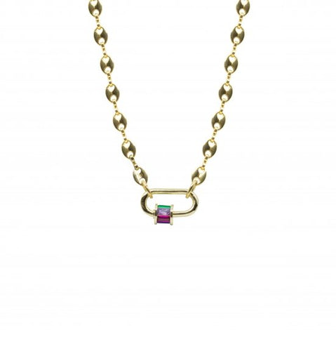Trendjuwelier Bemelmans - Mathe Jewellery Locked Up Necklace