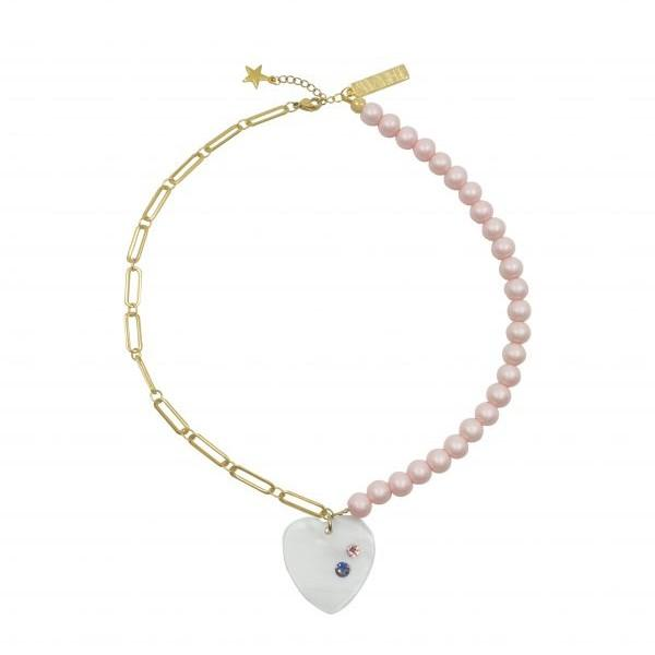 Trendjuwelier Bemelmans - Mathe Jewellery Love Supreme Necklace