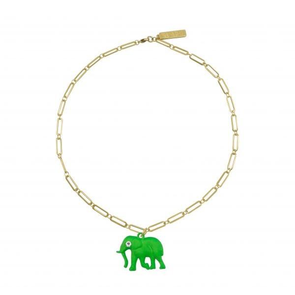 Trendjuwelier Bemelmans - Mathe Jewellery The Crazy Elephant Necklace