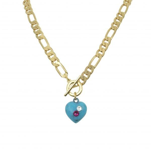 Trendjuwelier Bemelmans - Mathe Jewellery What Is Love Necklace