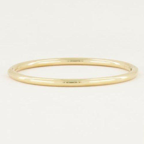 Trendjuwelier Bemelmans - My Jewellery Armband Bangle Glimmend Gold Plated
