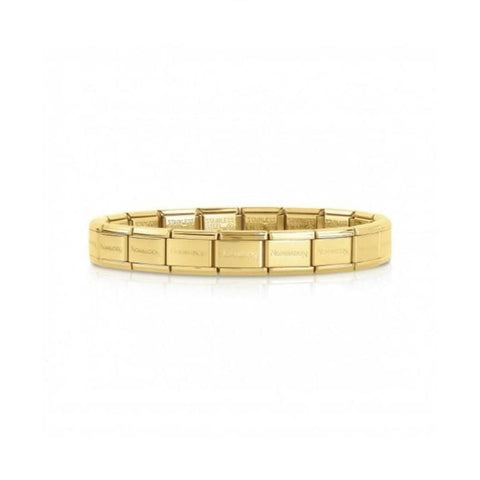 Trendjuwelier Bemelmans - Nomination Classic Band Gold