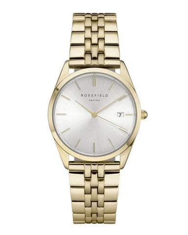 Trendjuwelier Bemelmans - Rosefield The Ace Silver Sunray Gold