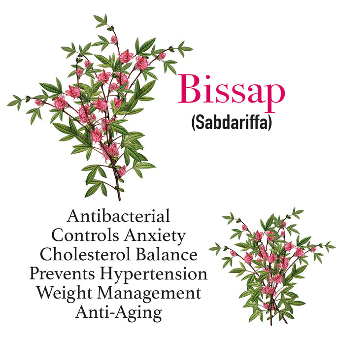Bissap, Anti-aging & Cardiovascular Support