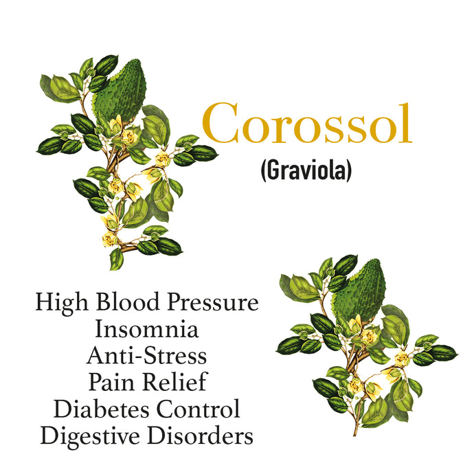 Corossol-Graviola, better Sleep & Relaxation