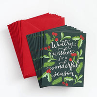 Wintry Wishes Sprigs Holiday Box Set