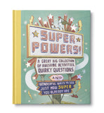 Super Powers! Activity Book