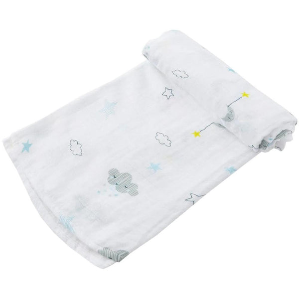 Starry Night Muslin Swaddle