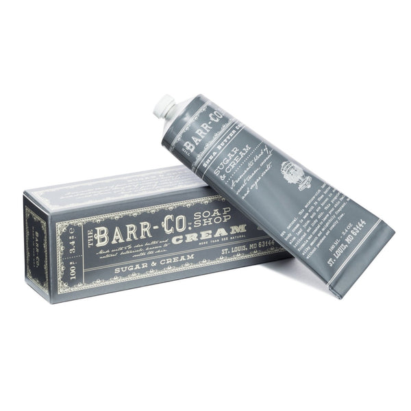 Barr-Co. Hand & Body Cream - Sugar & Cream