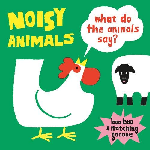 Noisy Animals Matching Game