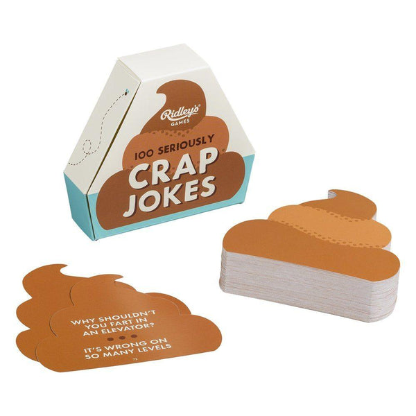 100 Seriously Crap Novelty Joke