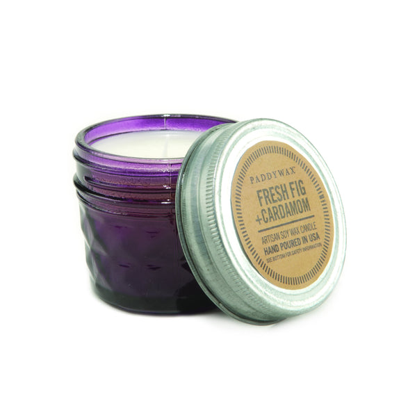 Relish - Fig + Cardamom Candle 3 oz.