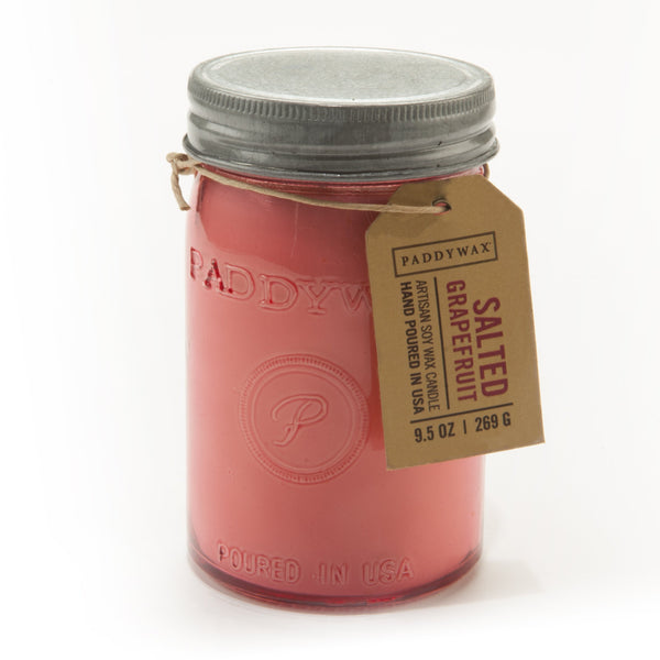 Relish - Salted Grapefruit Candle 9.5 oz.