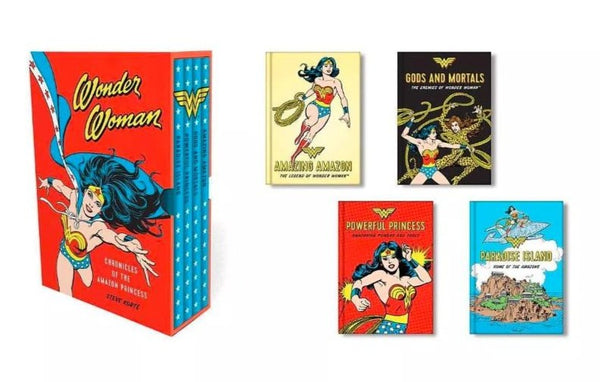 Wonder Woman Chronicles Of The Amazon Princess