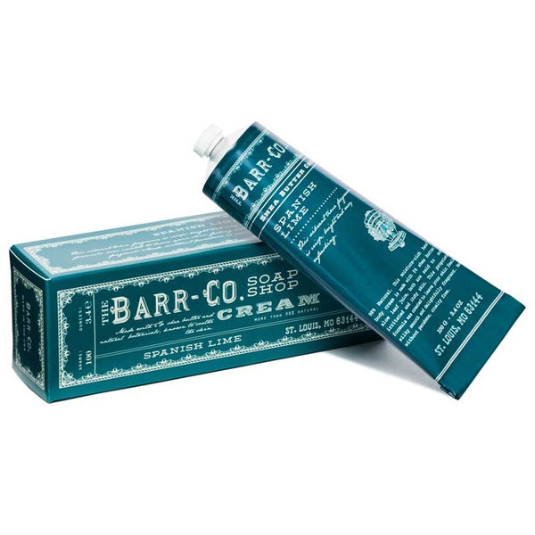 Barr-Co. Hand & Body Cream - Spanish Lime