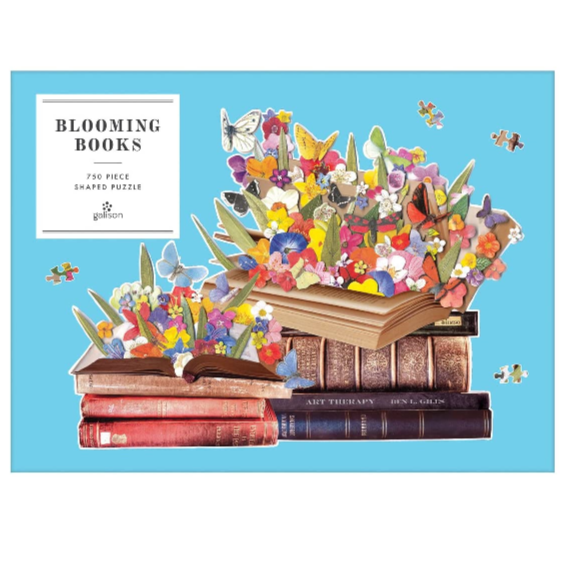 Blooming Books 750 Piece Puzzle
