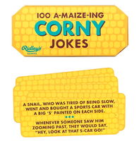 100 Corny Novelty Jokes