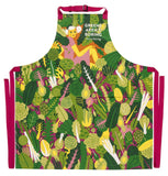 Greens Aren't Boring. You're Boring Apron