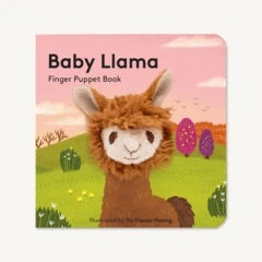 Animal Finger Puppet Books (Assorted Animals)