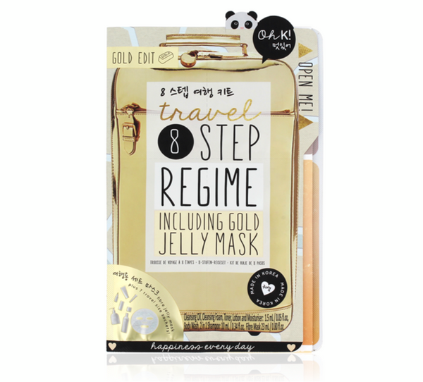 8 Step Travel Mask