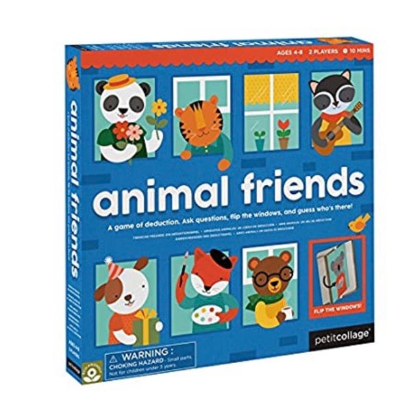 Animal Friends Game