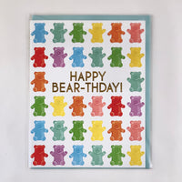 Happy Bear-thday!