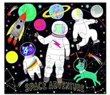 Space Adventure Jigsaw Puzzle