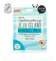 Jeju Mineral Lava Sea Water Hydrogel Mask