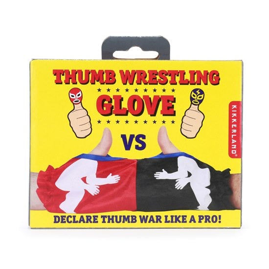 Thumb Wrestling Glove