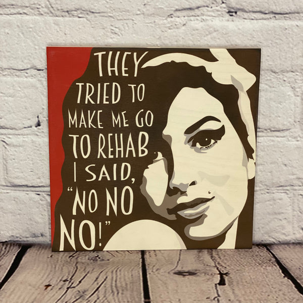 Amy Winehouse Wall Art
