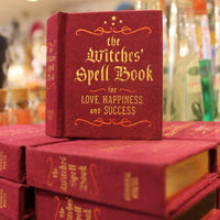 The Witches Spell Book for Love, Happiness, and Success