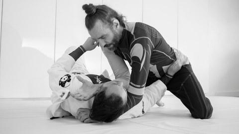 13 Years a Brown Belt: Mike Bidwell's Story