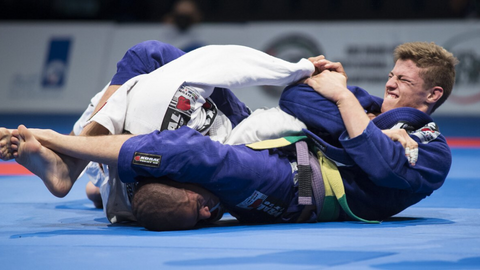 'Better Jiu Jitsu in 28 Days' Challenge