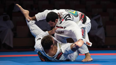 6 Concepts for Effective Guard-Passing in Jiu Jitsu