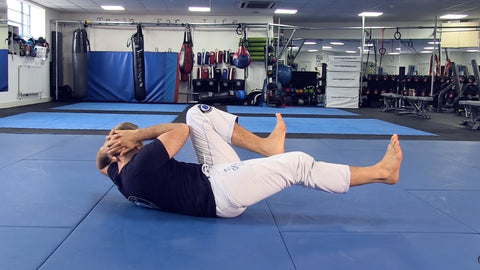 BJJ Core Conditioning Routine