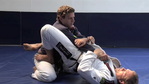Jiu Jitsu Technique: Straight Armbar from Guard