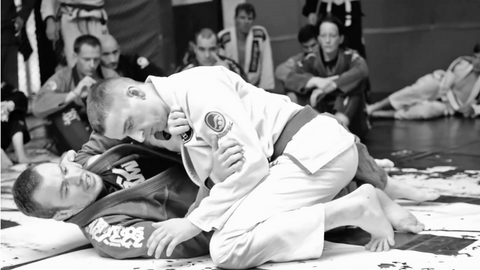 Common Half Guard Mistakes with Oli Geddes