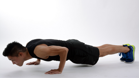 The Correct Way to Do a Push Up